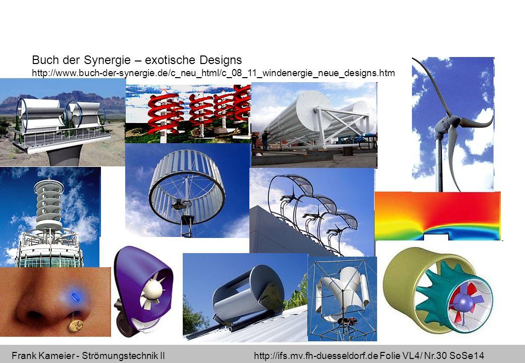 Buch der Synergie – exotische Designs
