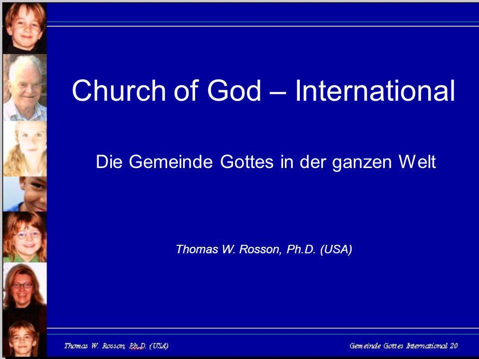 Church of God – International