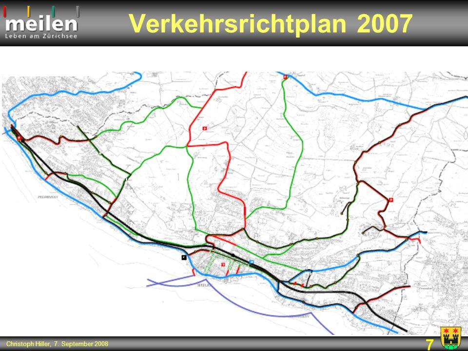 Verkehrsrichtplan 2007
