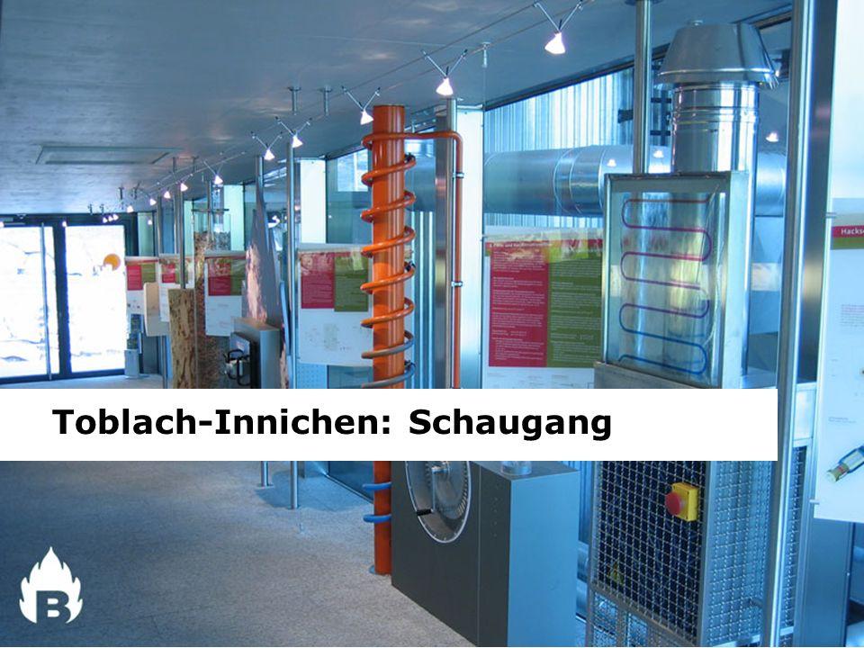 Toblach-Innichen: Schaugang