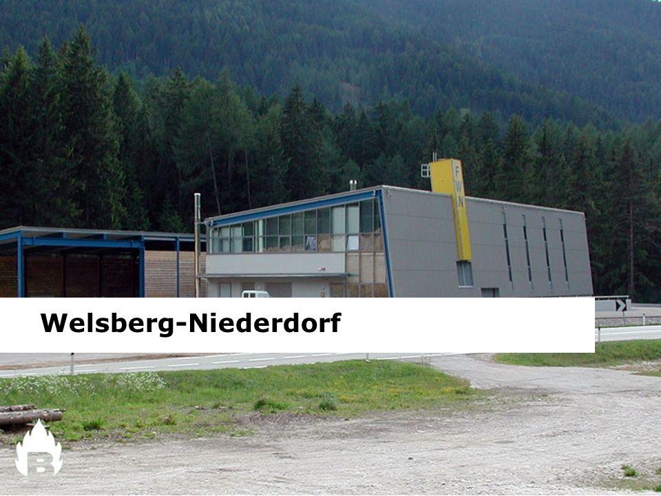 Welsberg-Niederdorf