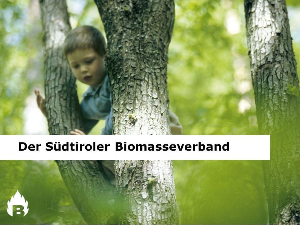 Der Südtiroler Biomasseverband