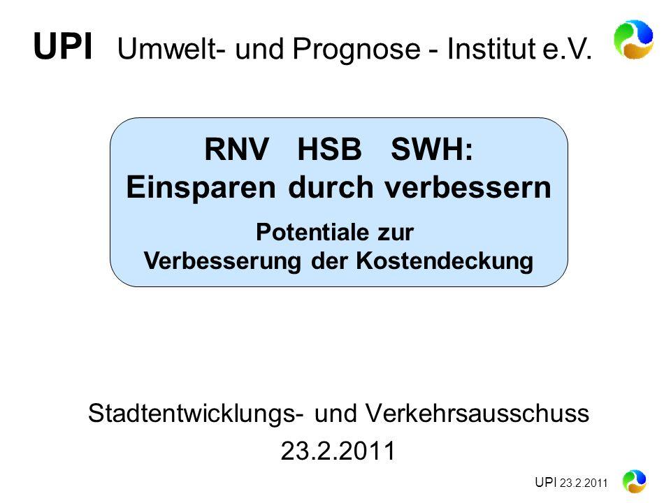 Stadtentwicklungs- und Verkehrsausschuss 23.2.2011