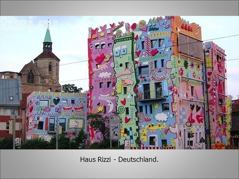 Haus Rizzi - Deutschland.