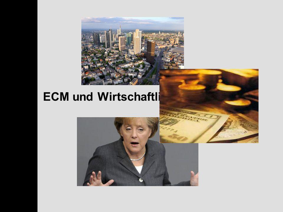 ECM und Wirtschaftlichkeit