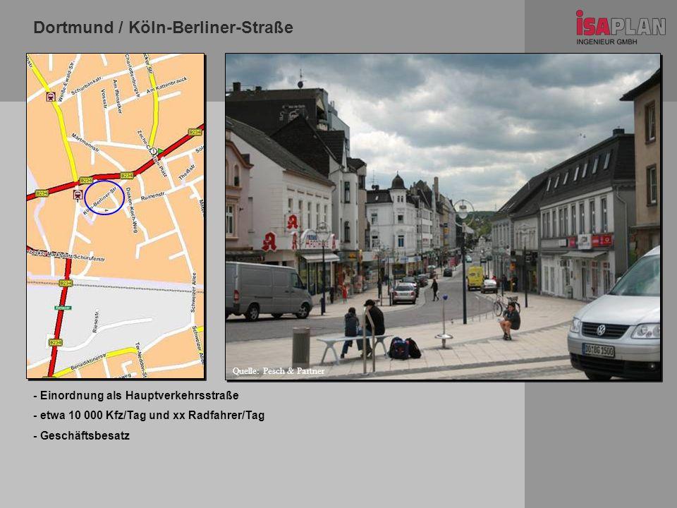 Dortmund / Köln-Berliner-Straße