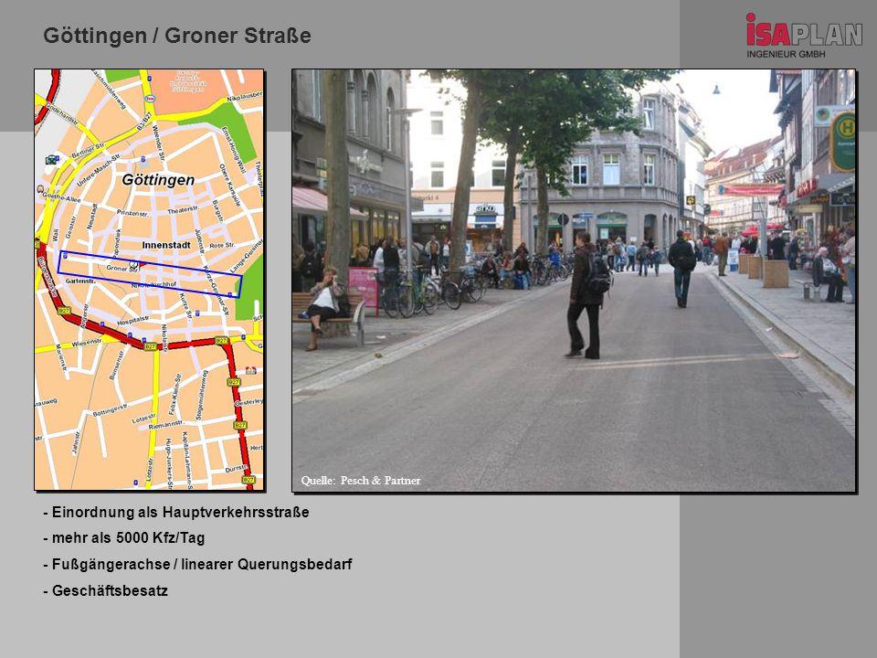 Göttingen / Groner Straße