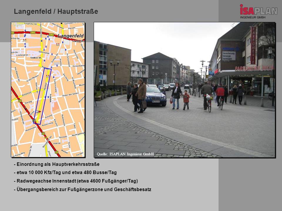 Langenfeld / Hauptstraße
