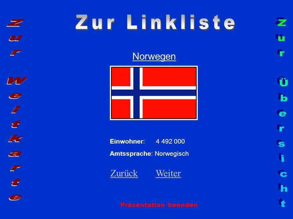 Zur Linkliste Zur Weltkarte Zur Übersicht Norwegen Zurück Weiter