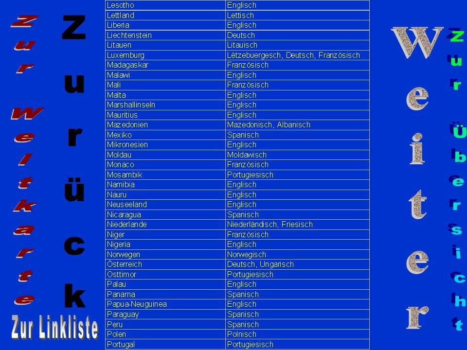 Zur Weltkarte Zurück Weiter Zur Übersicht Zur Linkliste