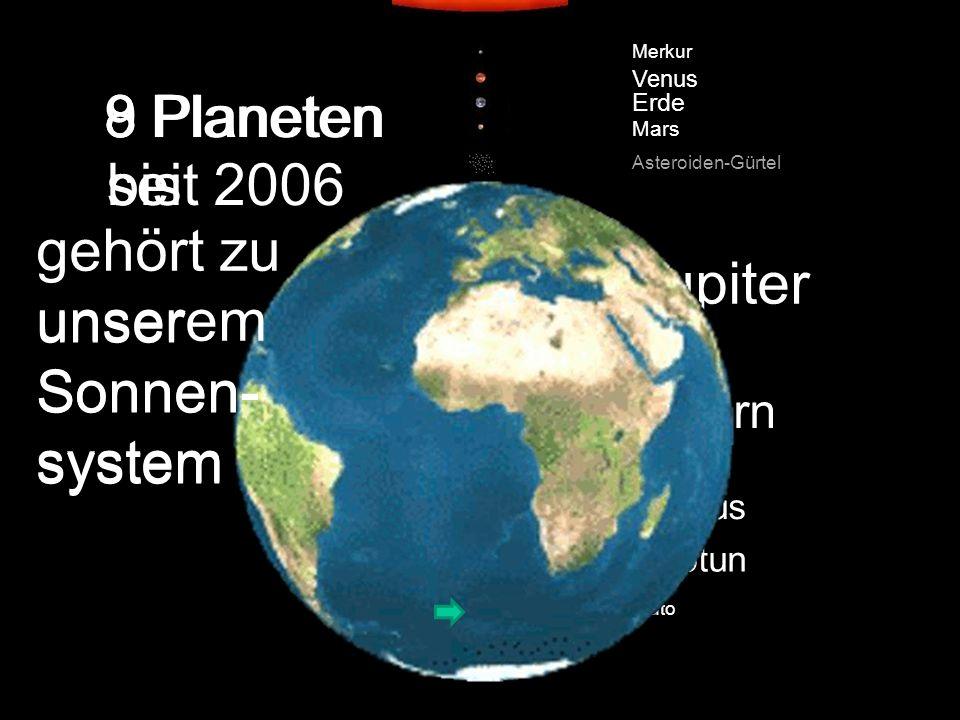 gehört zu unserem Sonnen-system Jupiter unser Sonnen-system