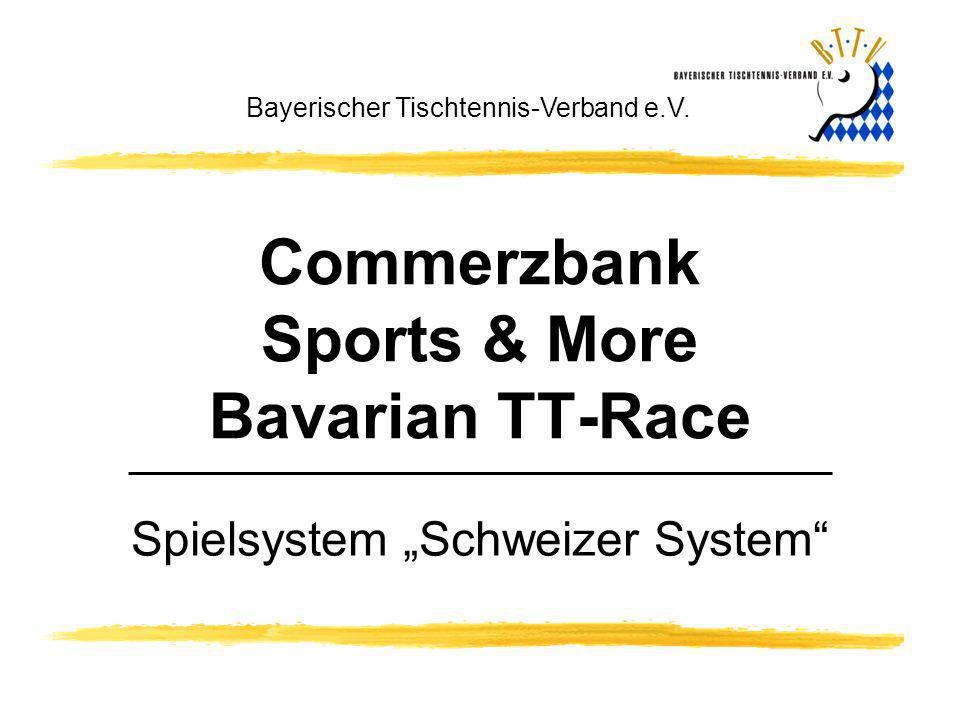 Commerzbank Sports & More Bavarian TT-Race