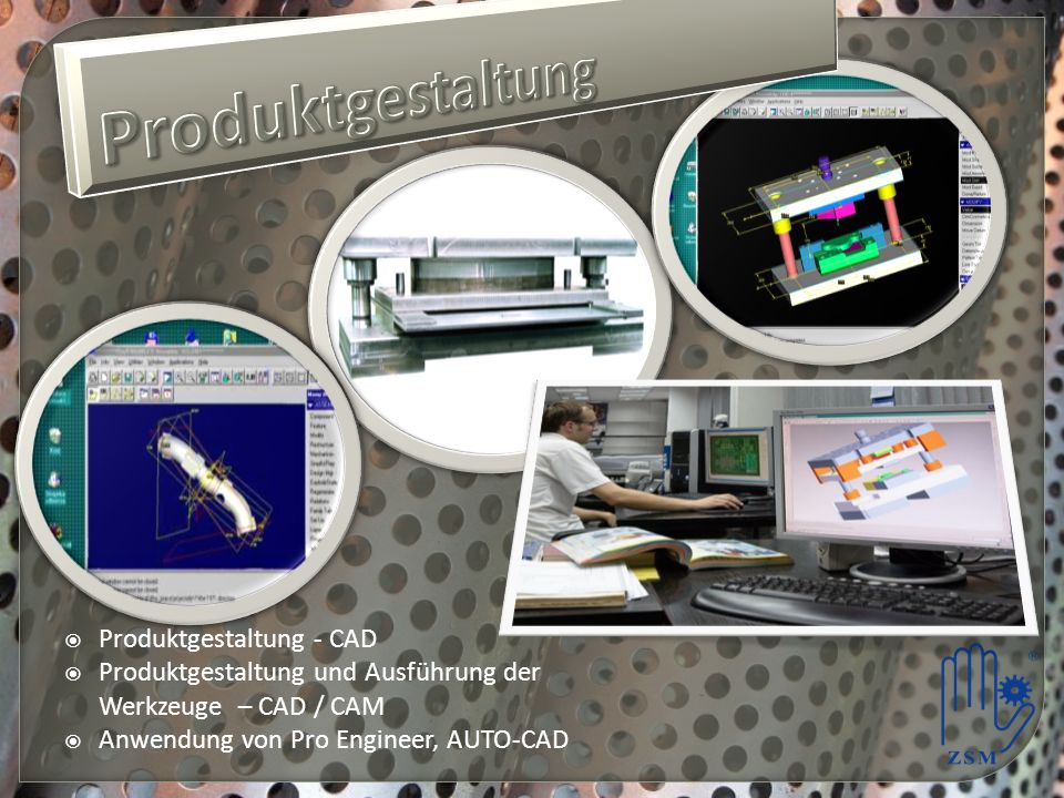 Produktgestaltung Produktgestaltung - CAD