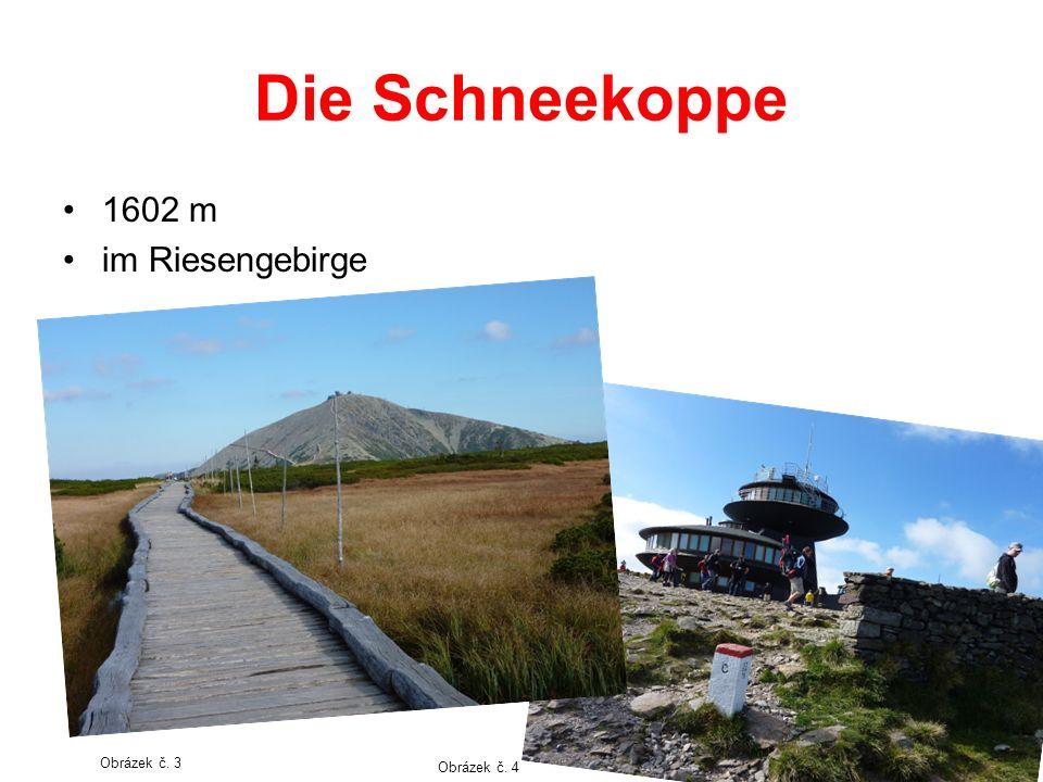 Die Schneekoppe 1602 m im Riesengebirge Obrázek č. 3 Obrázek č. 4