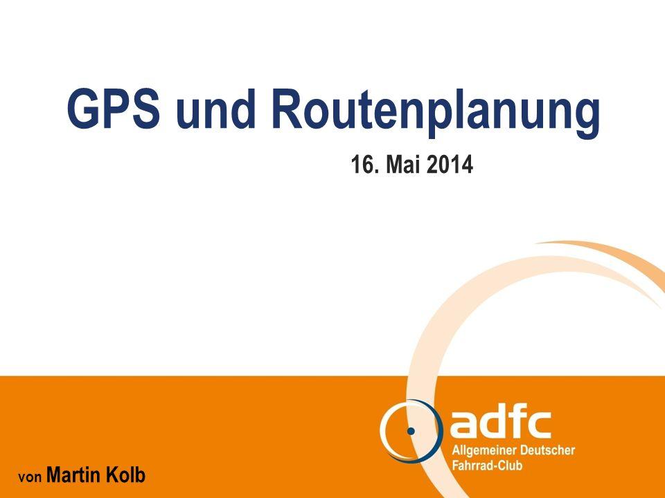 Unser Film: GPS in der Praxis