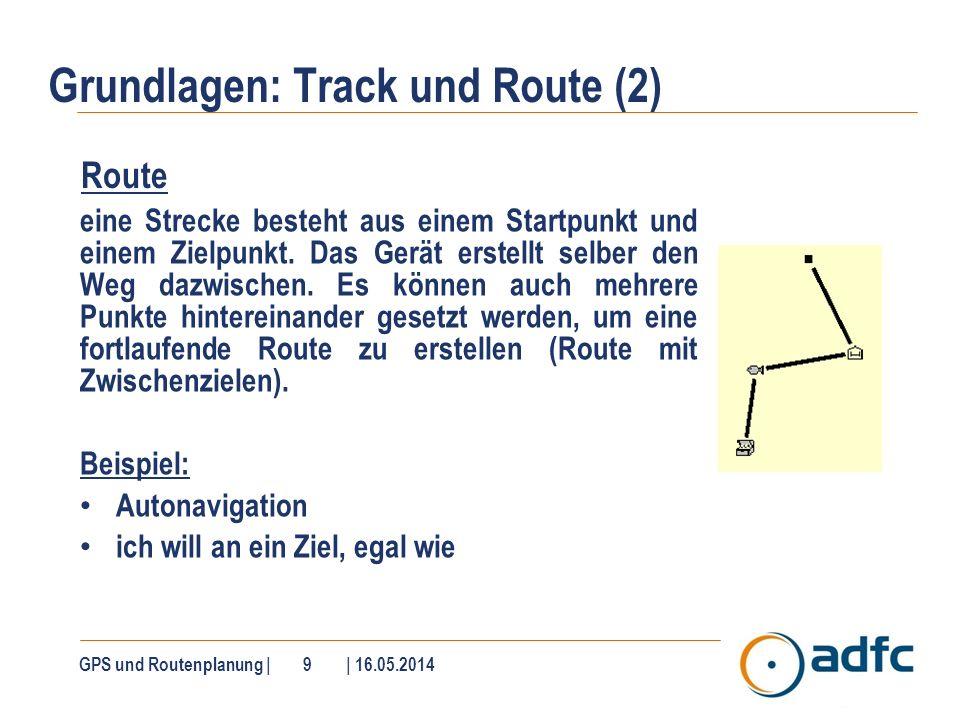 Track Vorteile + Nachteile -