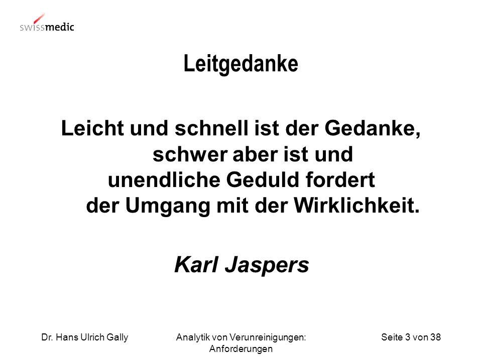 Leitgedanke Karl Jaspers