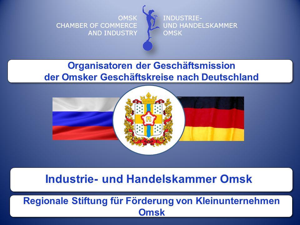 Industrie- und Handelskammer Omsk