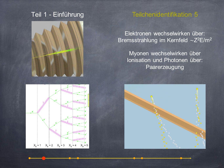 Teilchenidentifikation 5
