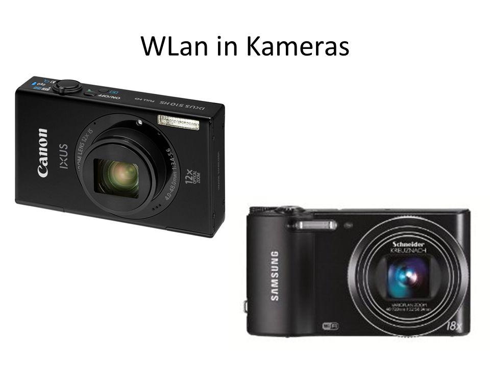 WLan in Kameras