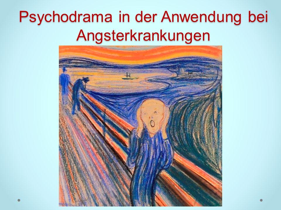 Psychodrama in der Anwendung bei Angsterkrankungen