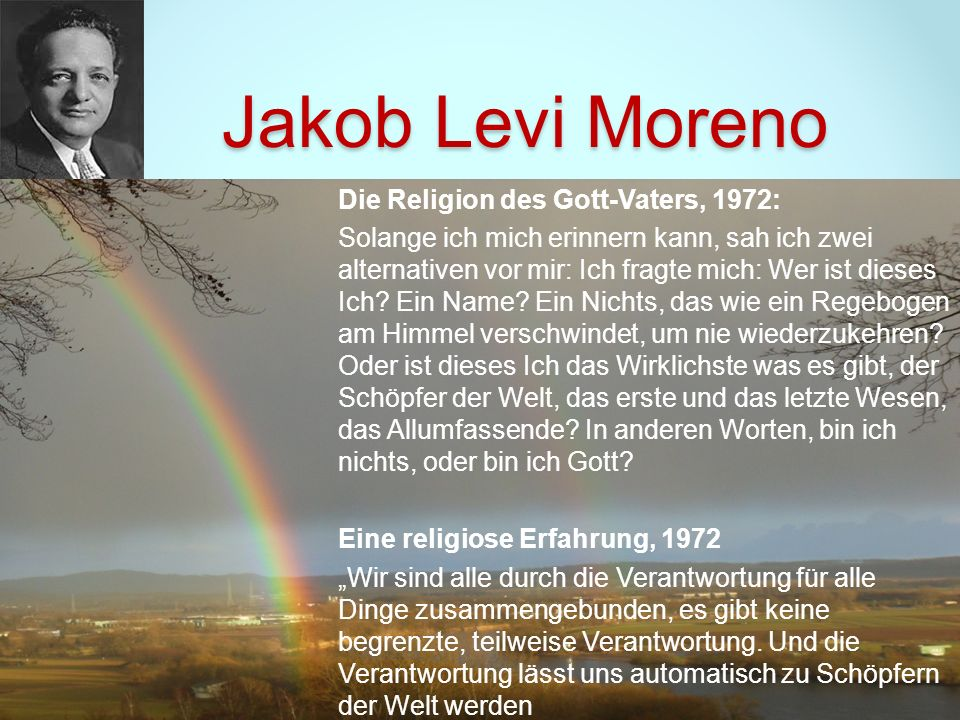 Jakob Levi Moreno