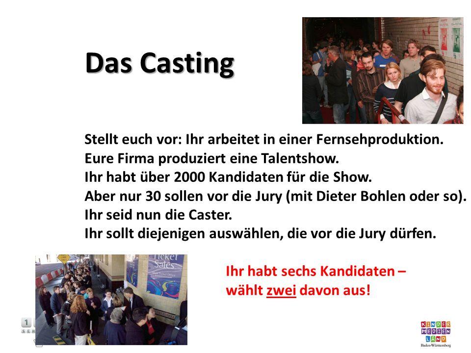 Das Casting