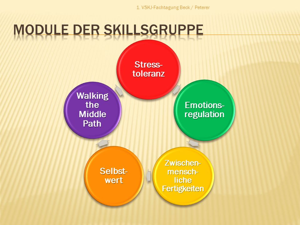 Module der SkillsGruppe