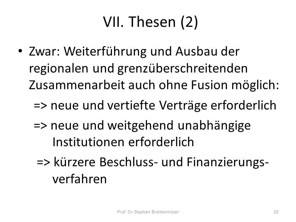 Prof. Dr. Stephan Breitenmoser