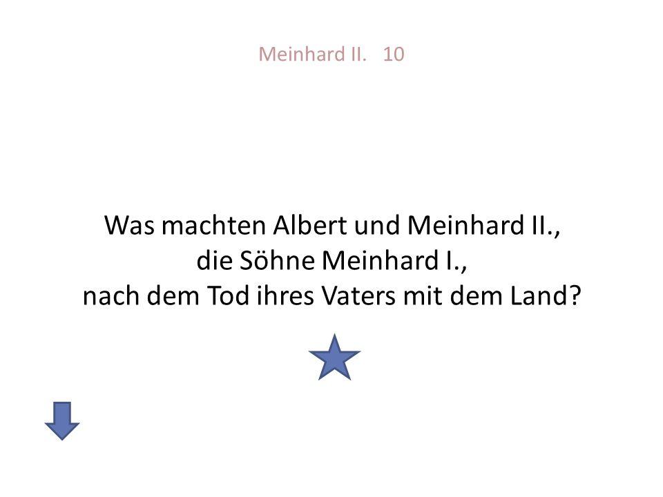 Meinhard II.