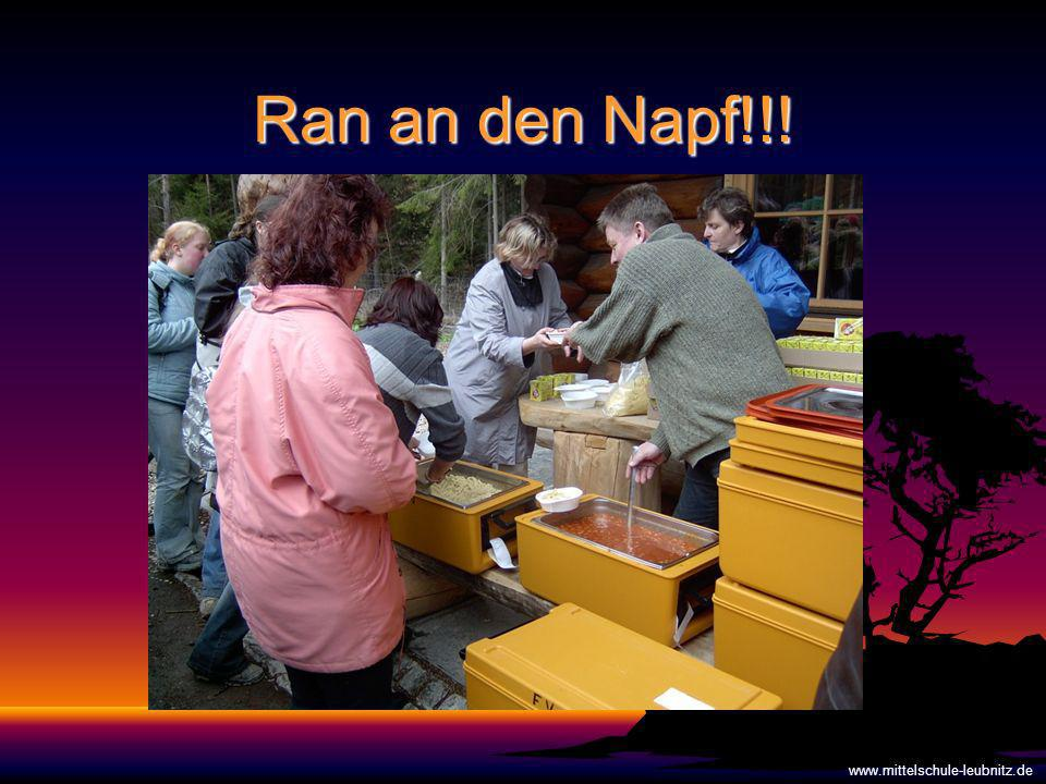 Ran an den Napf!!! www.mittelschule-leubnitz.de