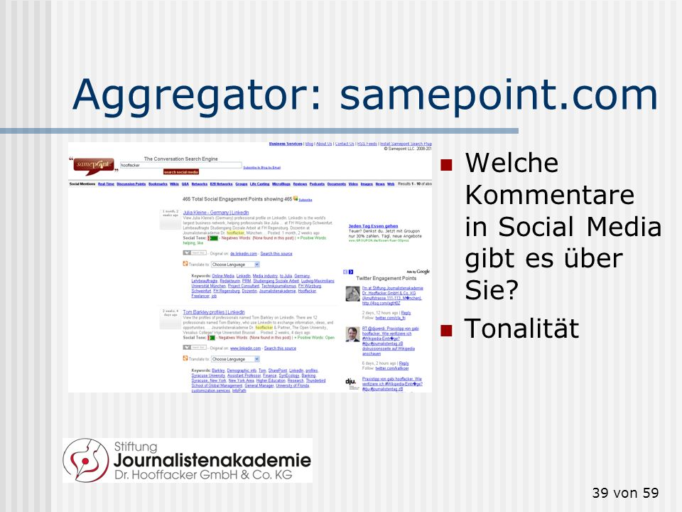 Aggregator: samepoint.com