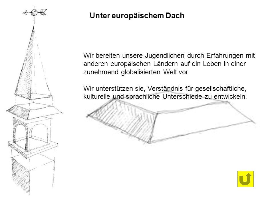 Unter europäischem Dach