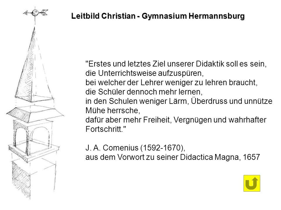 Leitbild Christian - Gymnasium Hermannsburg