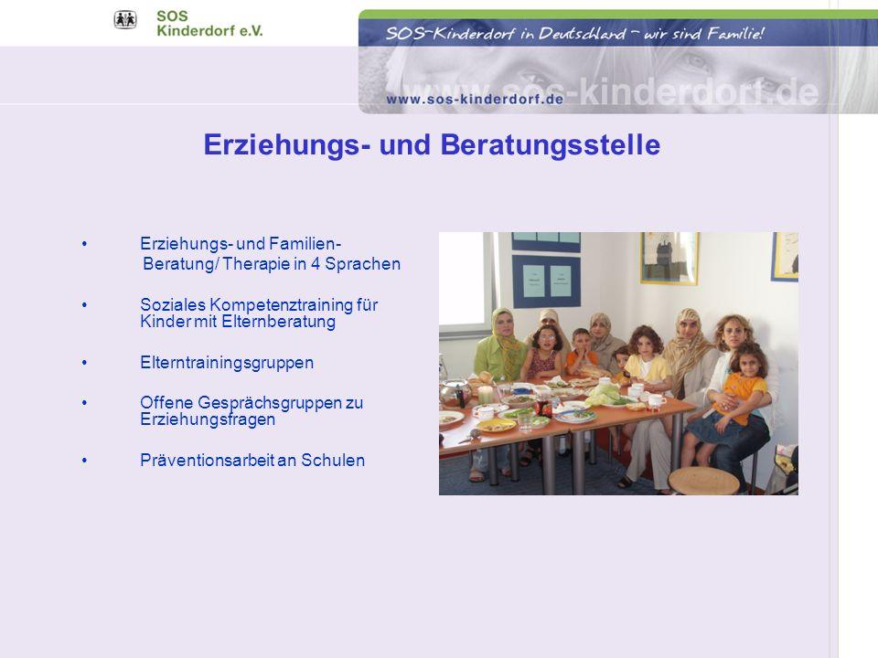 Erziehungs- und Beratungsstelle