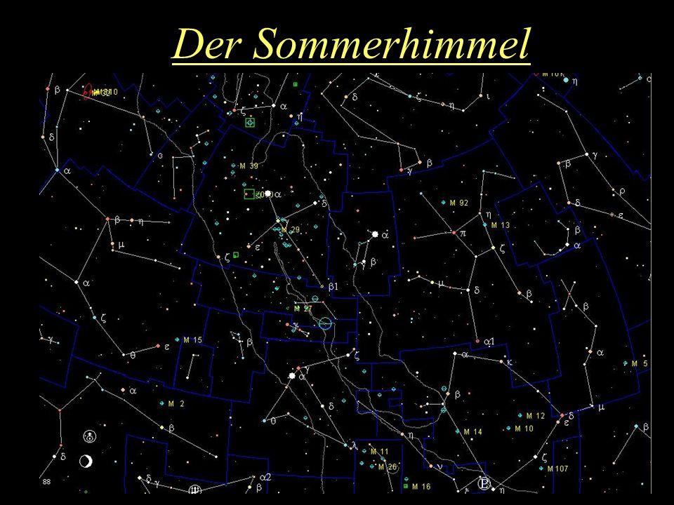 Der Sommerhimmel
