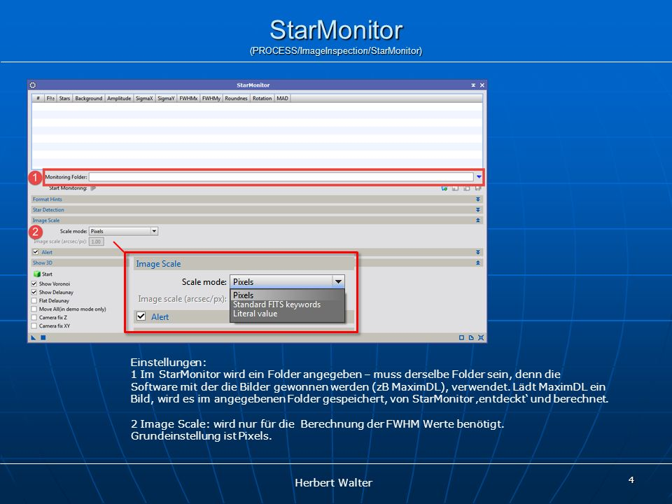 StarMonitor (PROCESS/ImageInspection/StarMonitor)