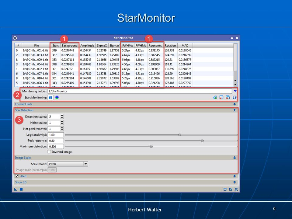 StarMonitor