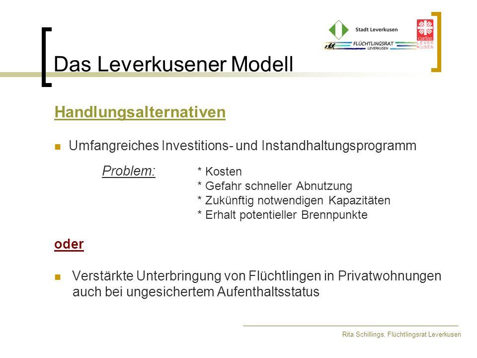 Das Leverkusener Modell