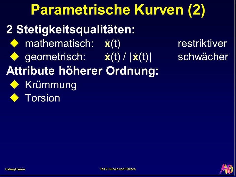 Parametrische Kurven (2)