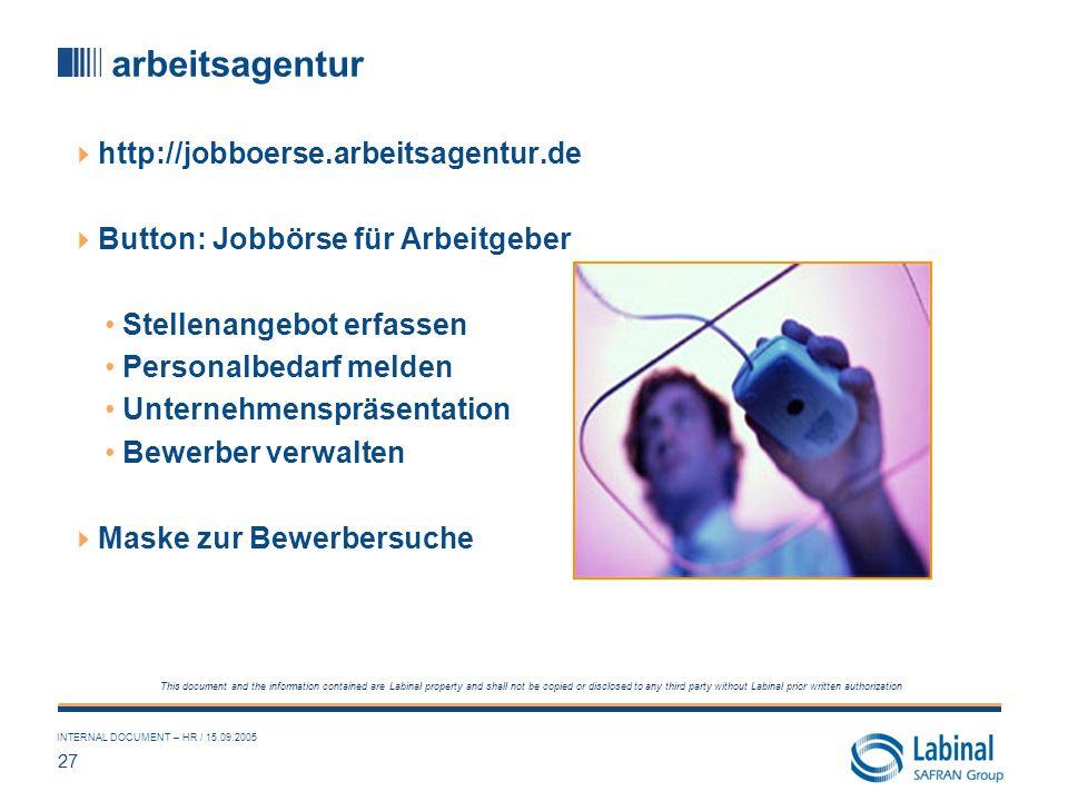 arbeitsagentur http://jobboerse.arbeitsagentur.de