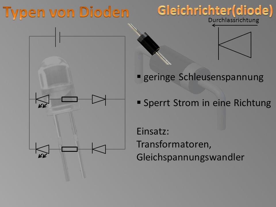 Gleichrichter(diode)