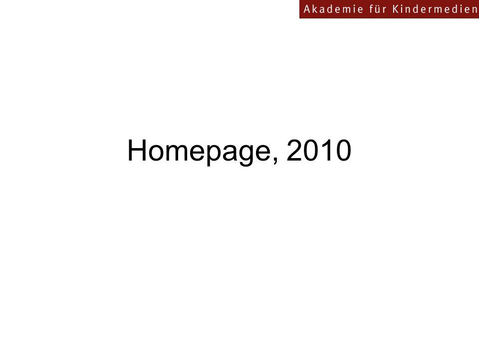 Homepage, 2010 57