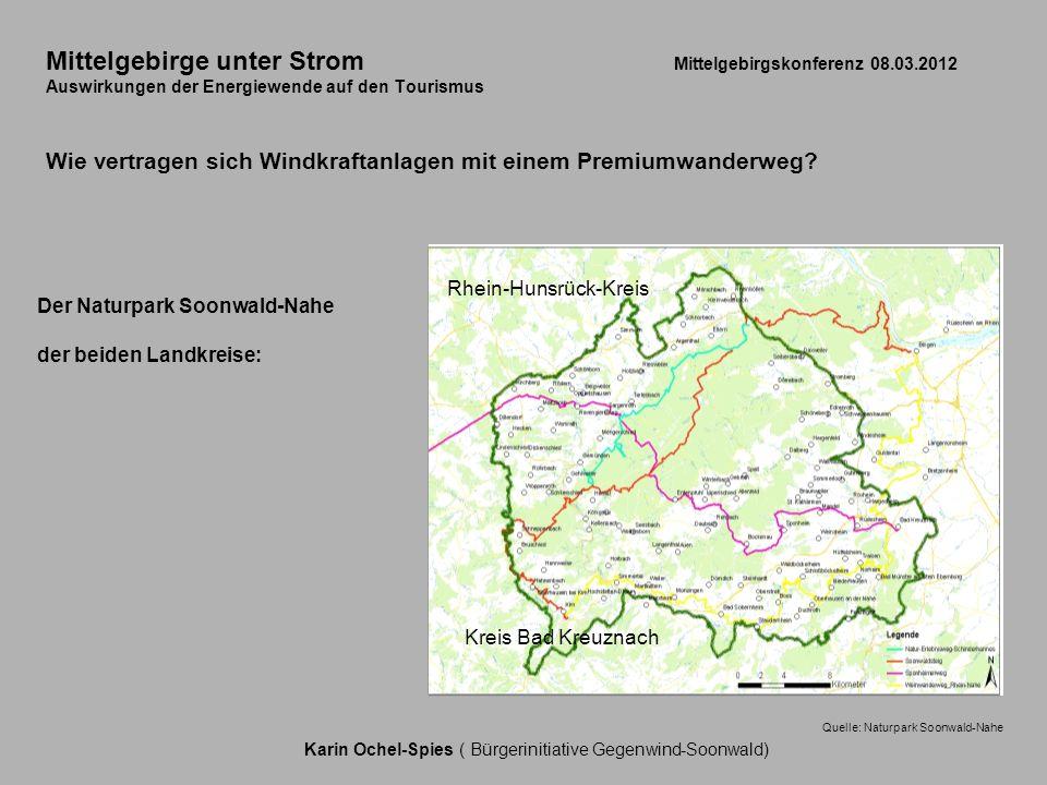 Karin Ochel-Spies ( Bürgerinitiative Gegenwind-Soonwald)