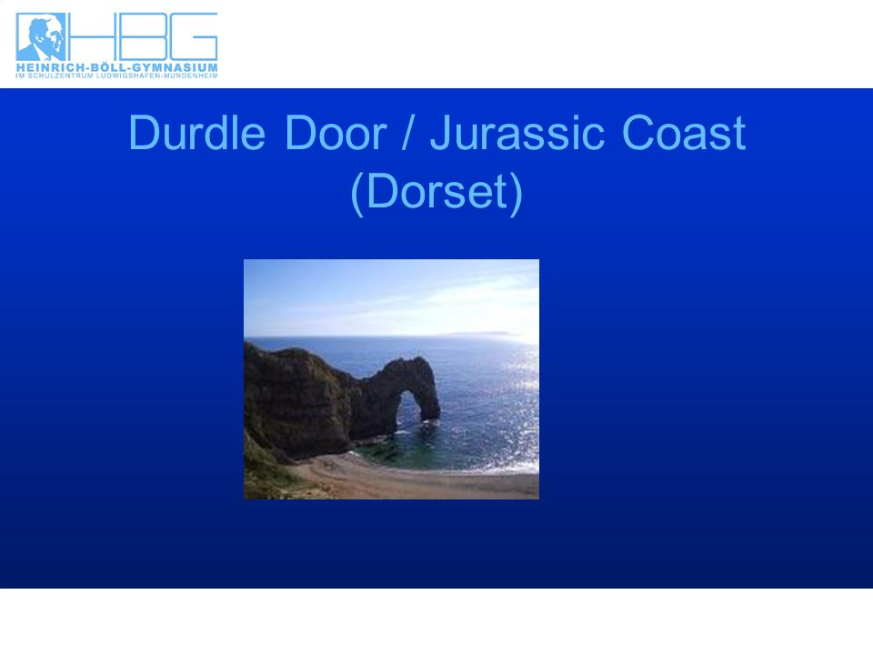 Durdle Door / Jurassic Coast (Dorset)
