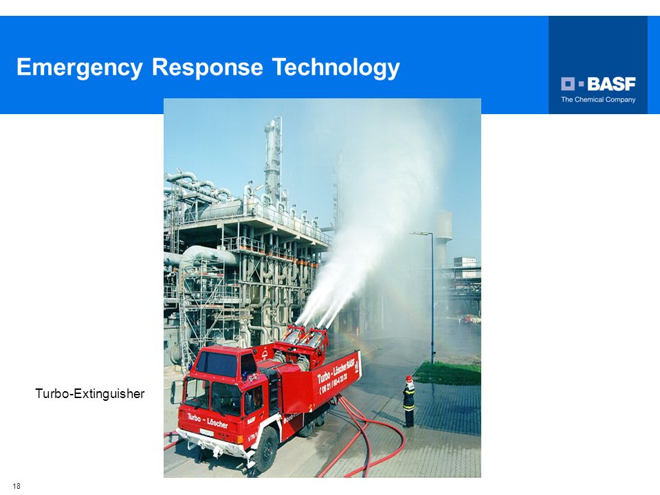 Emergency Response Technology