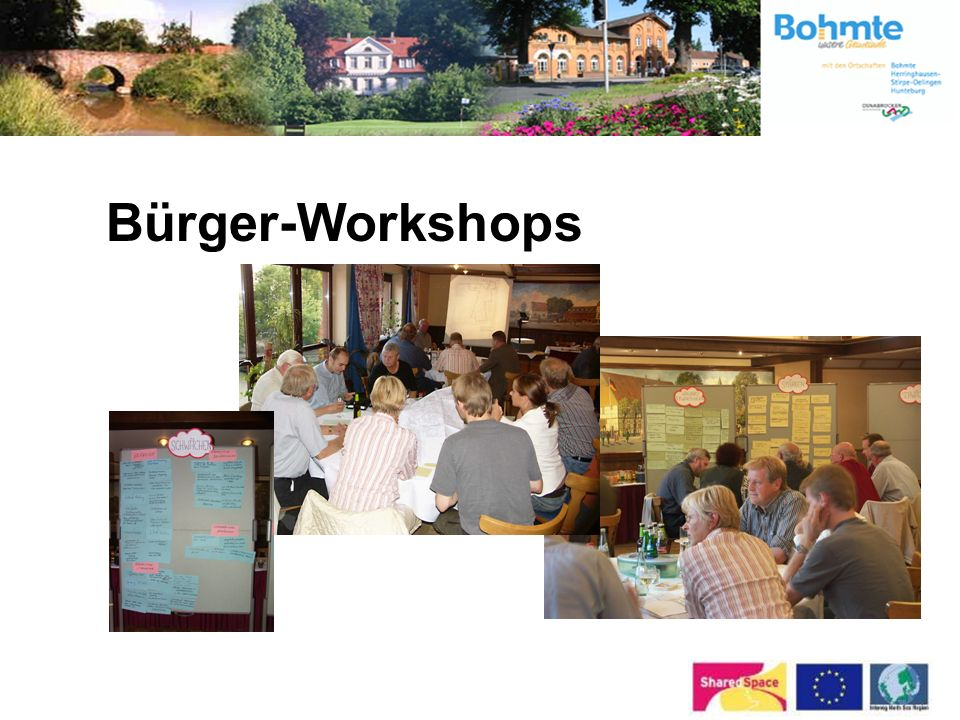 Bürger-Workshops