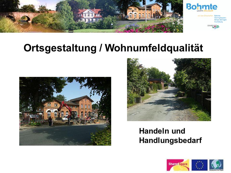 Ortsgestaltung / Wohnumfeldqualität