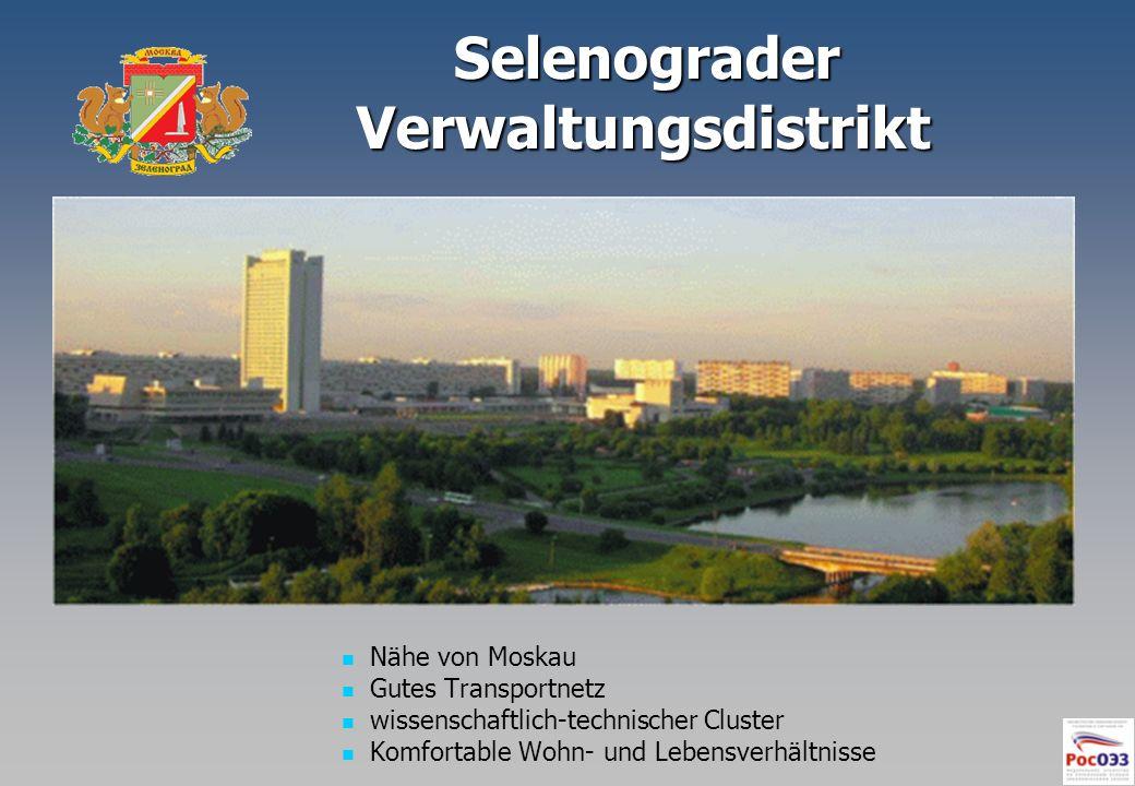 Selenograder Verwaltungsdistrikt
