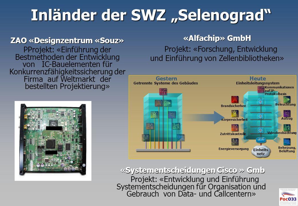 "Inländer der SWZ ""Selenograd"